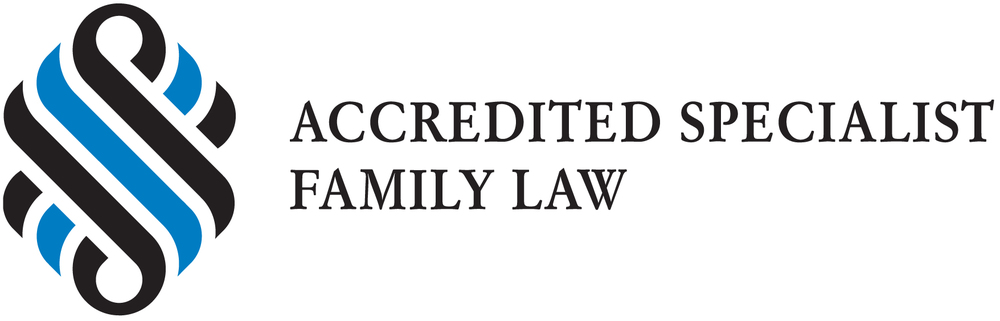 Accredited Specialist in Family Law logo