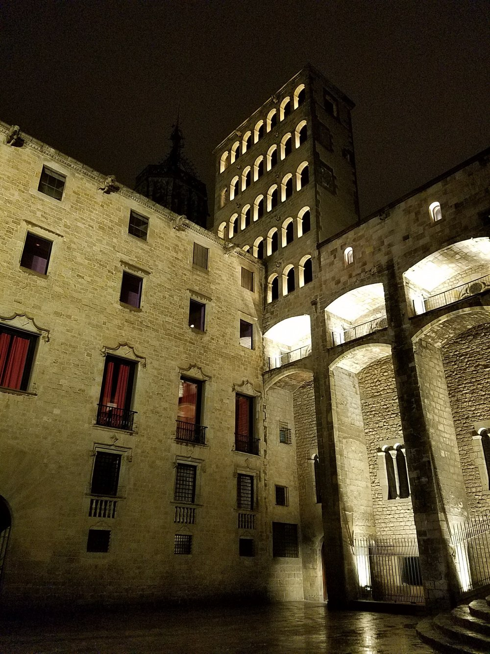 Former Headquarters of the Spanish Inquisition Tribunal in Barcelona