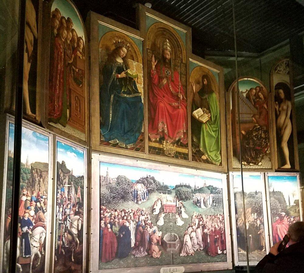 JanVan Eyck's Ghent Altarpiece