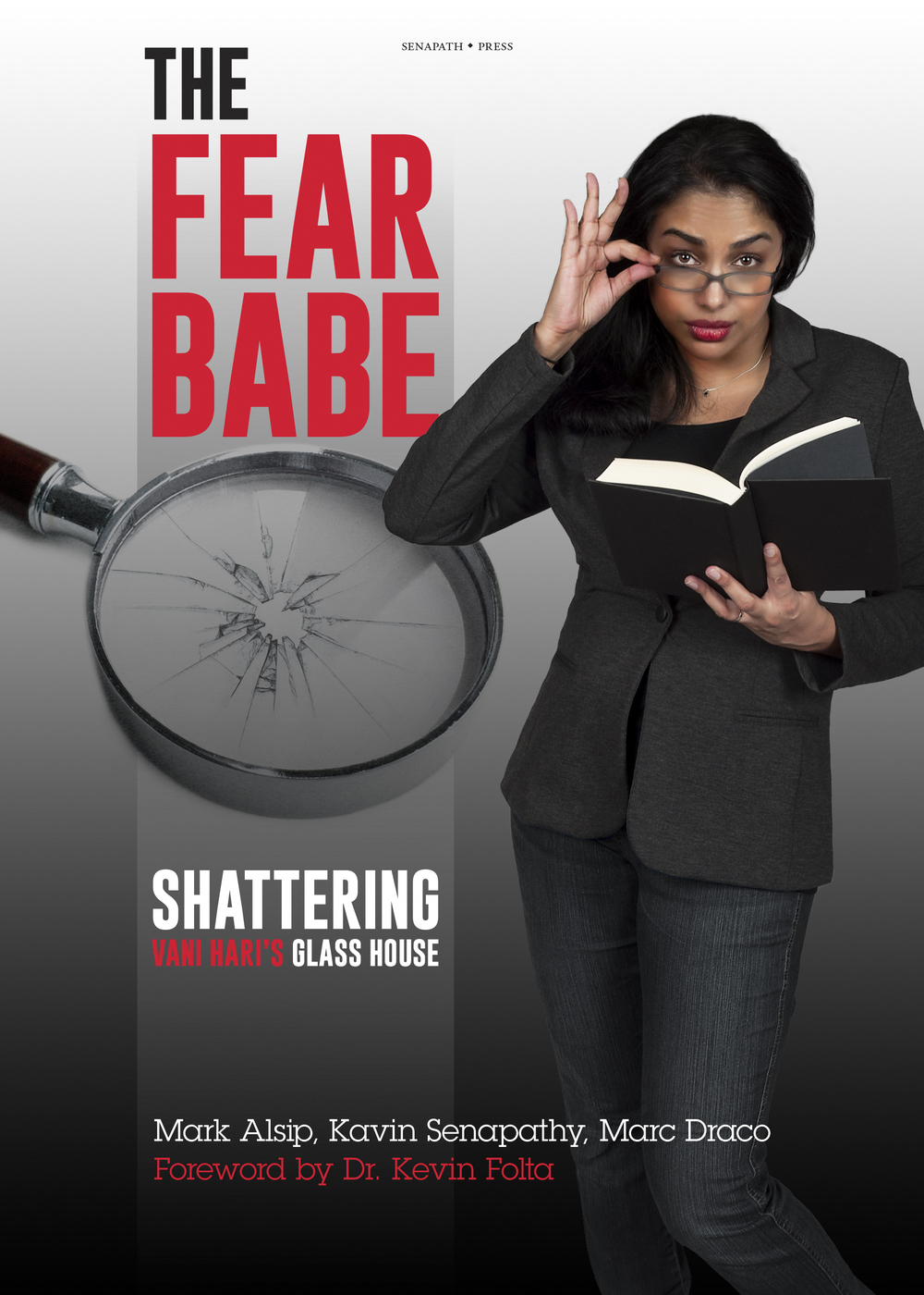 The Fear Babe, Book Cover