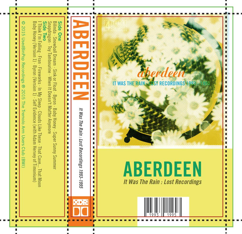 Aberdeen, Cassette J-Card