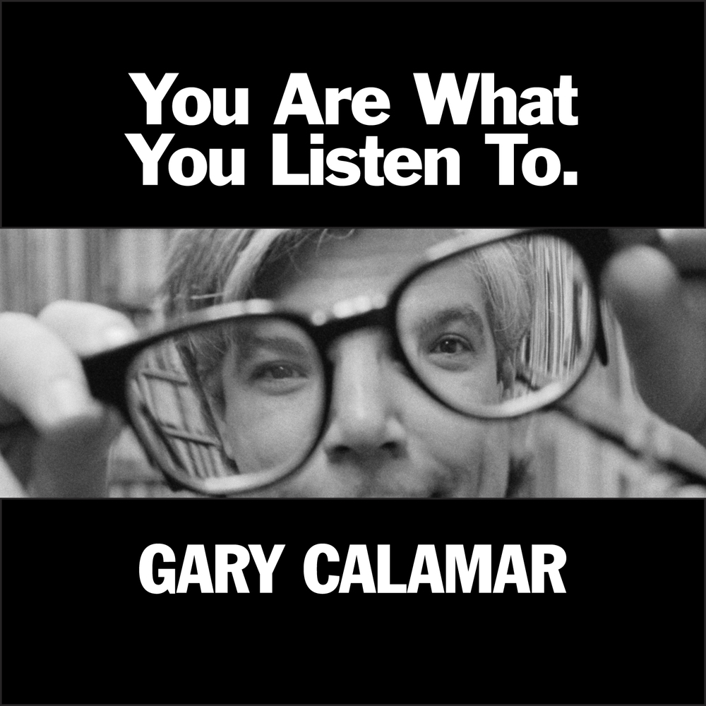 Gary Calamar, CD Cover, Digital Album Artwork