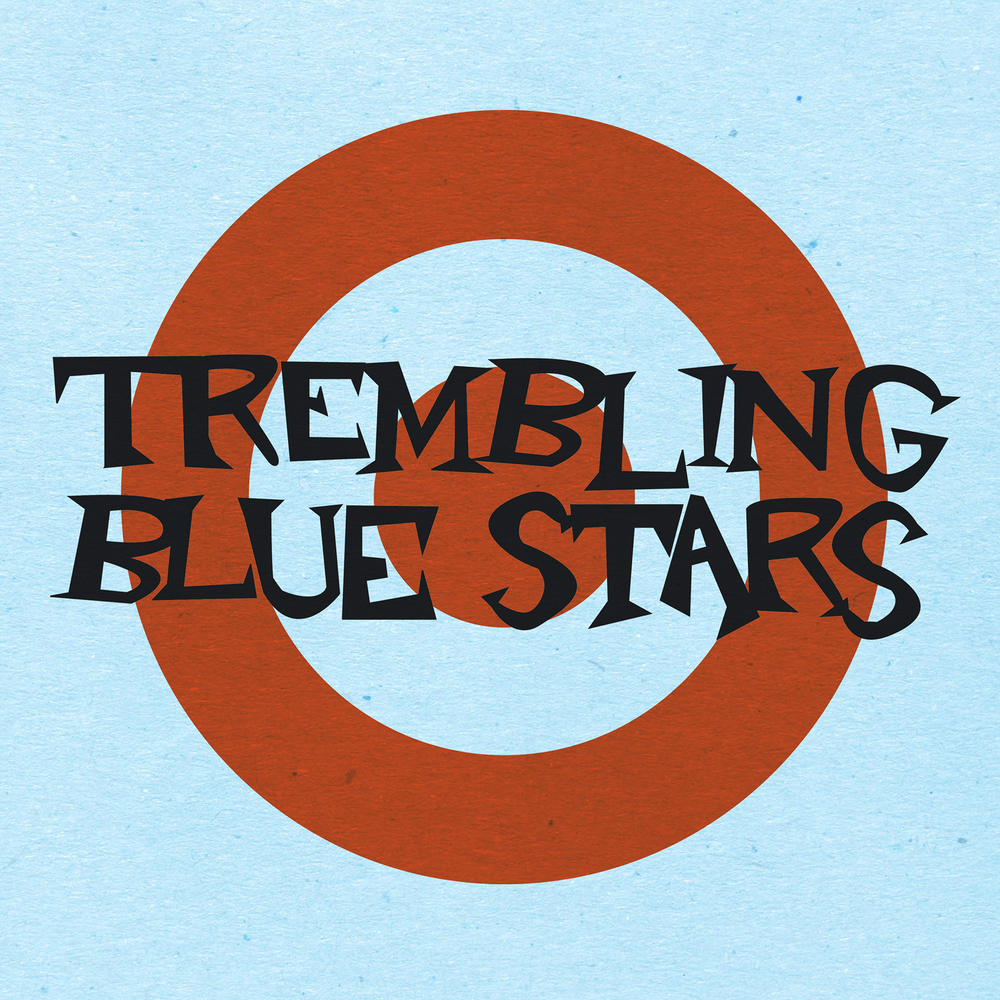 Trembling Blue Stars, T-Shirt Graphic