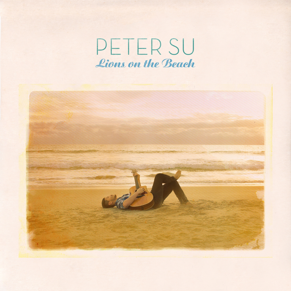 Peter Su, CD Cover, Digital Album Artwork