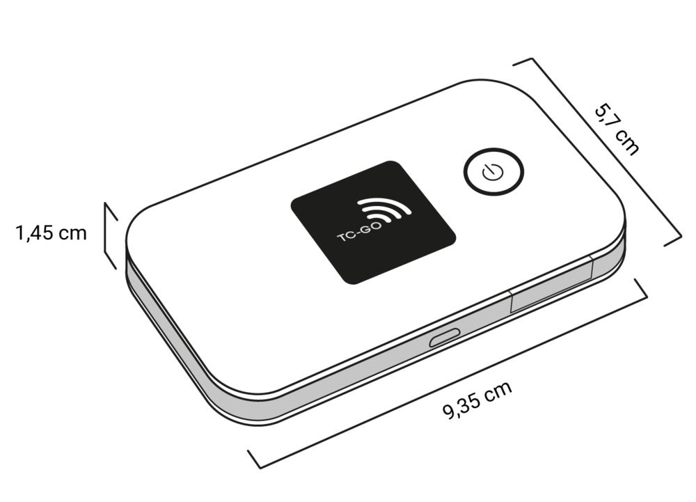 Mobilt bredbånd uden abonnement