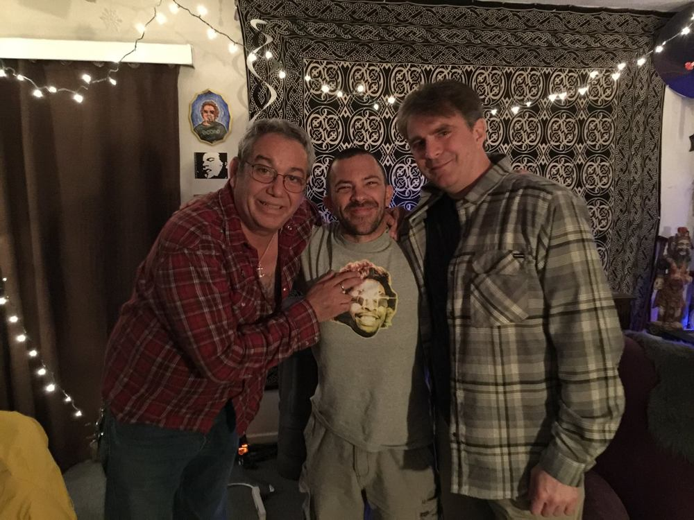 "Guest on Mike Watt's, ""The Watt From Pedro Show"" with Sean Barley"