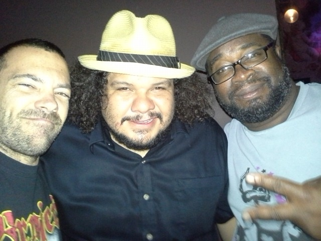 with Fredo Ortiz & Chuck Boogie
