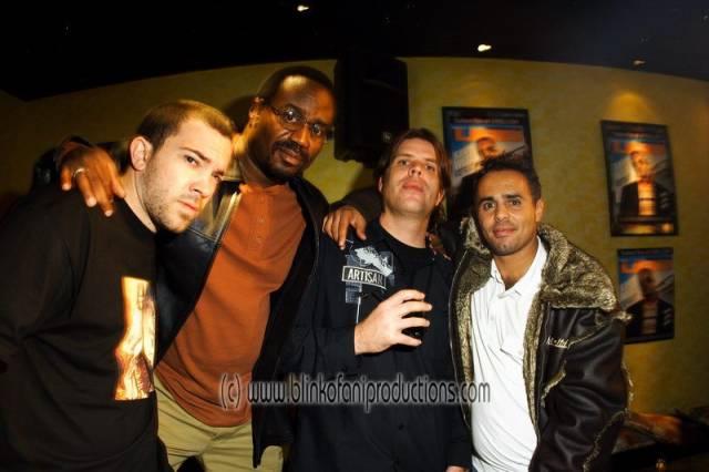 with Bilal Bashir, Kevin Lewis, & Tes Tesfay