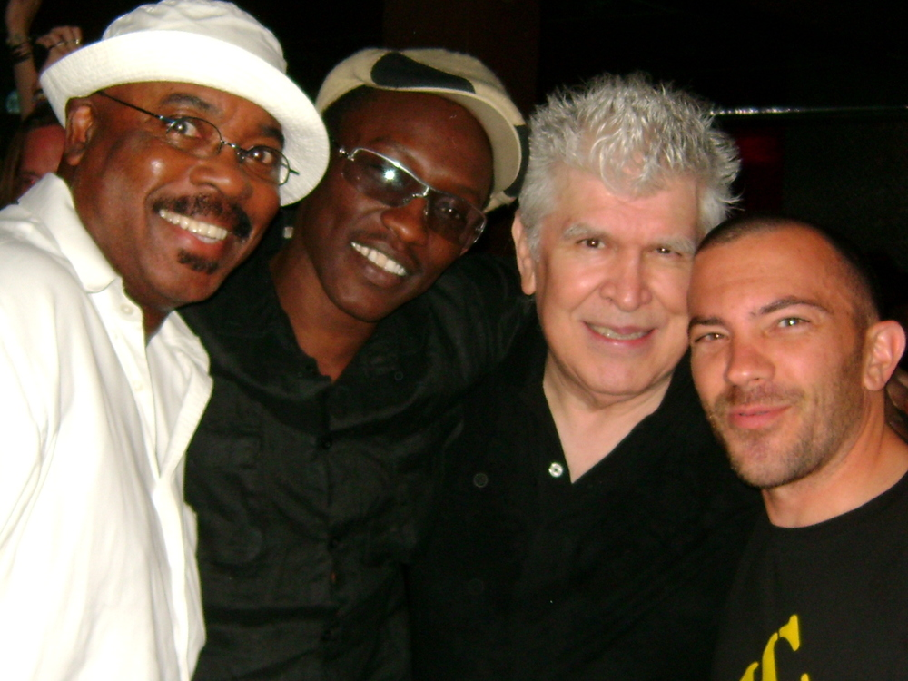 with Harvey Mason & Sal Marquez
