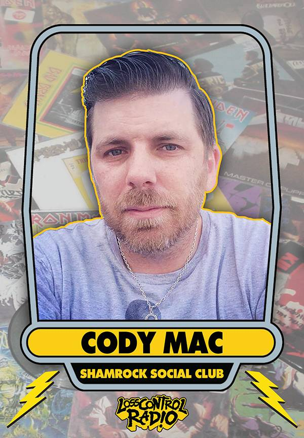 Cody Mac Shamrock Social Club