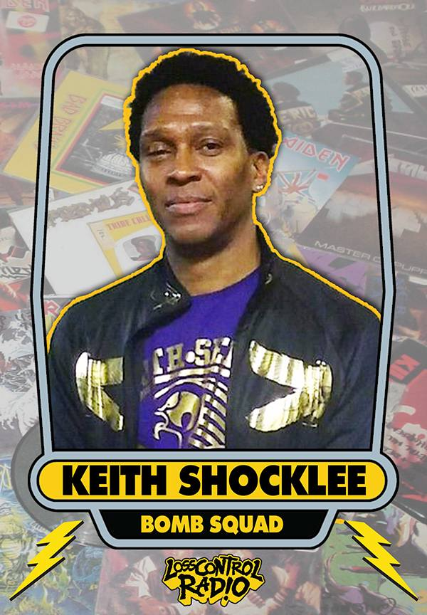 Keith Shocklee