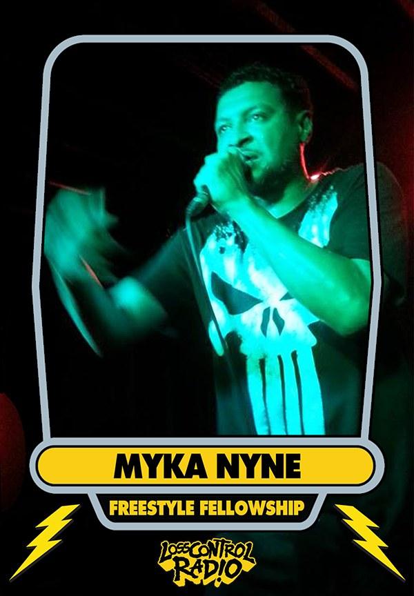Myka Nine