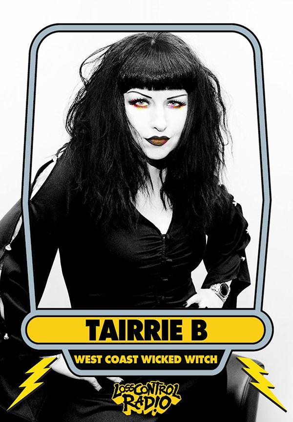 Tairrie B