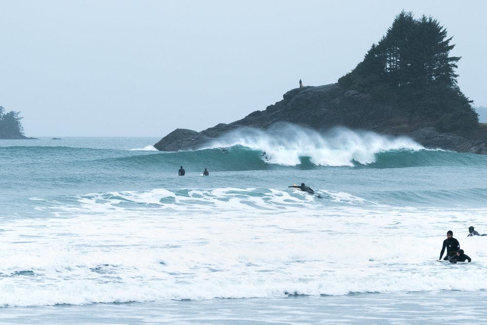 Tofino Surf Photography - Kalum Temple