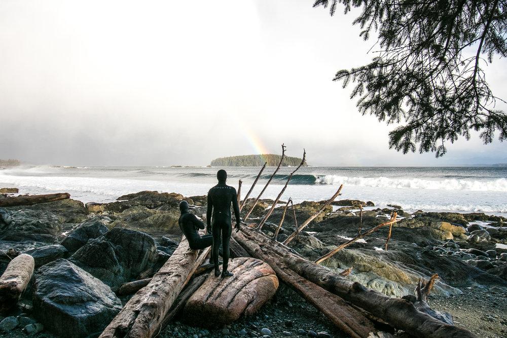 Tofino Surf Photography - Magic Moments