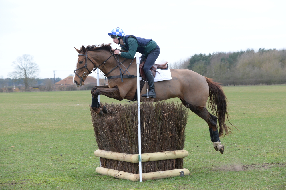 Boost your cross-country skills with advice from William Fox-Pitt and go clear every time