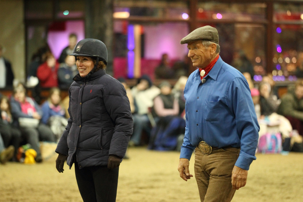 The famous Monty Roberts and Kelly Marks head on tour in the UK