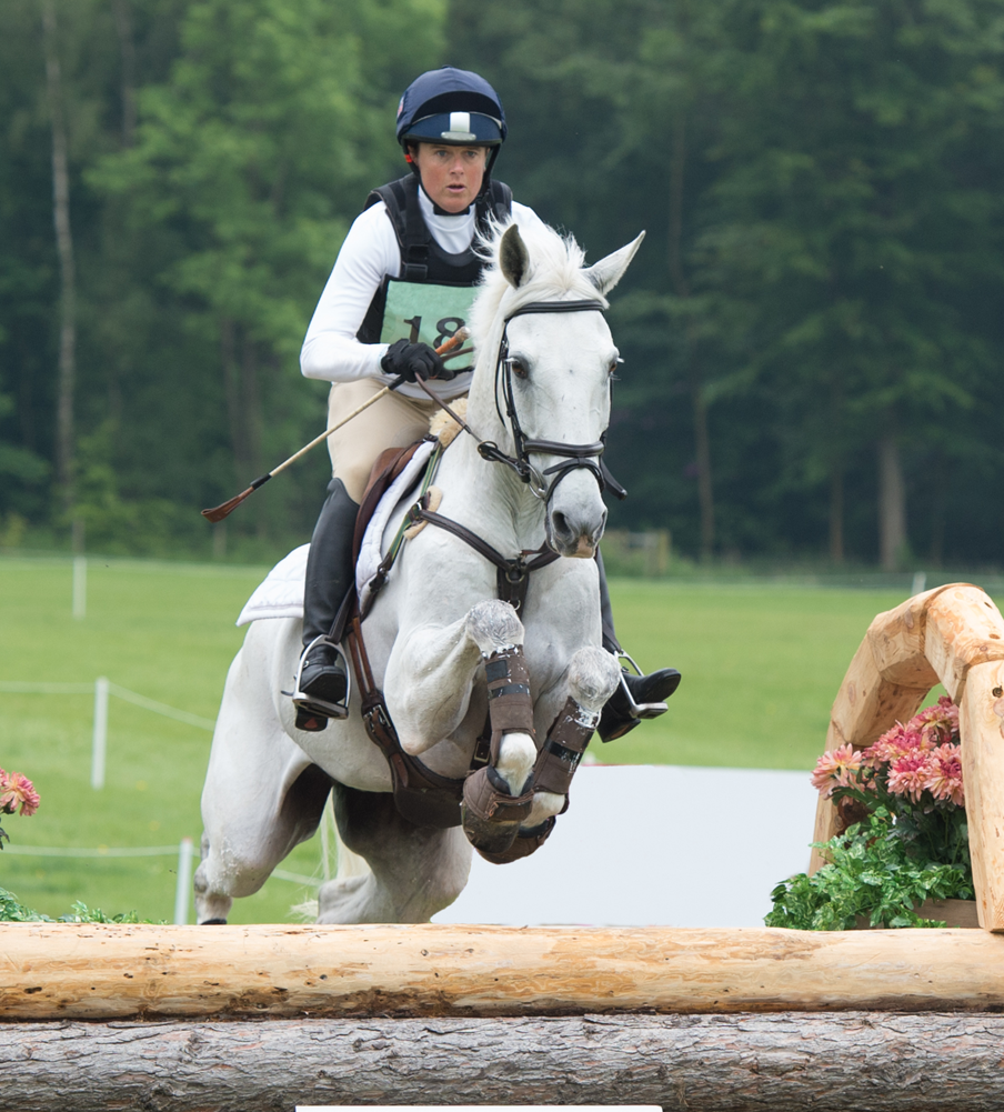 Pippa Funnell makes the eventing team for Rio. (Credit: Adam Fanthorpe/British Eventing)