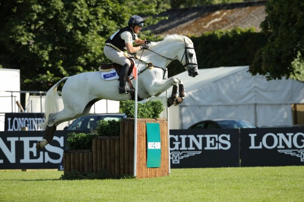 Pippa Funnell will be one of the talented rider's in the Amlin Plus Eventers' Challenge (Credit: Julian Porch)