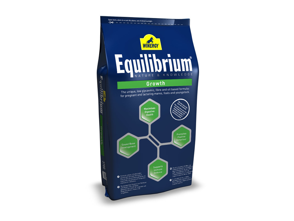 Mars Horsecare's Winergy Equilibrium Growth has been granted BETA's new approval mark