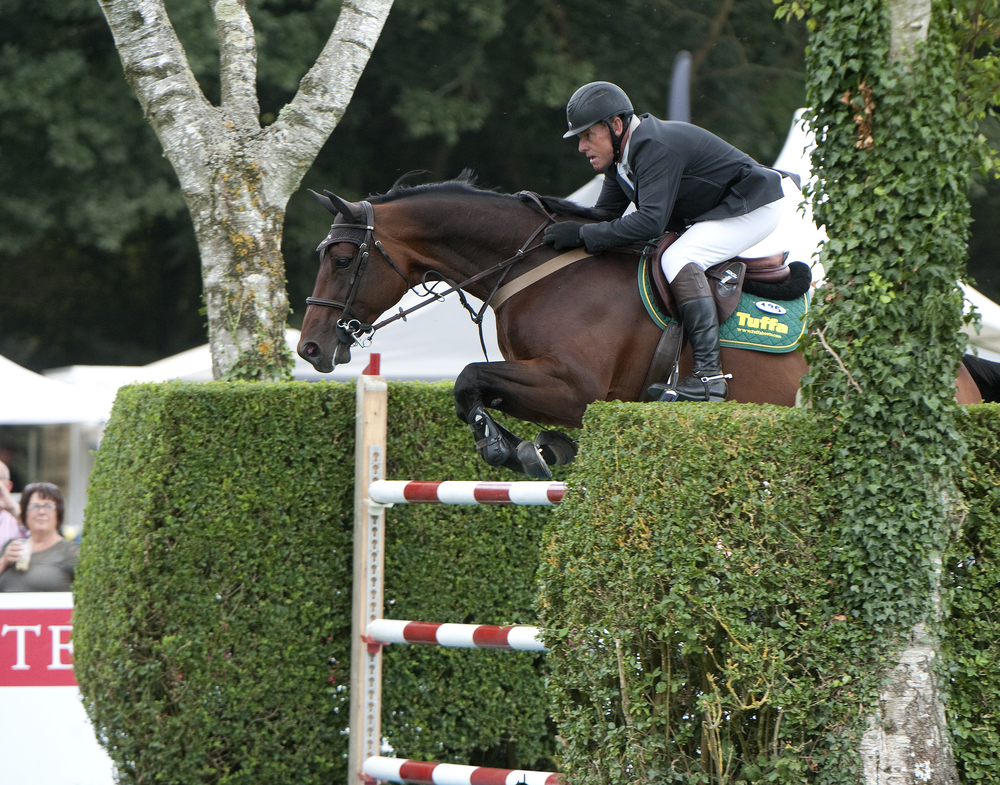 Tim Stockdale will ride Fleur de L'Aube on the Nations Cup team in Spain (British Showjumping)