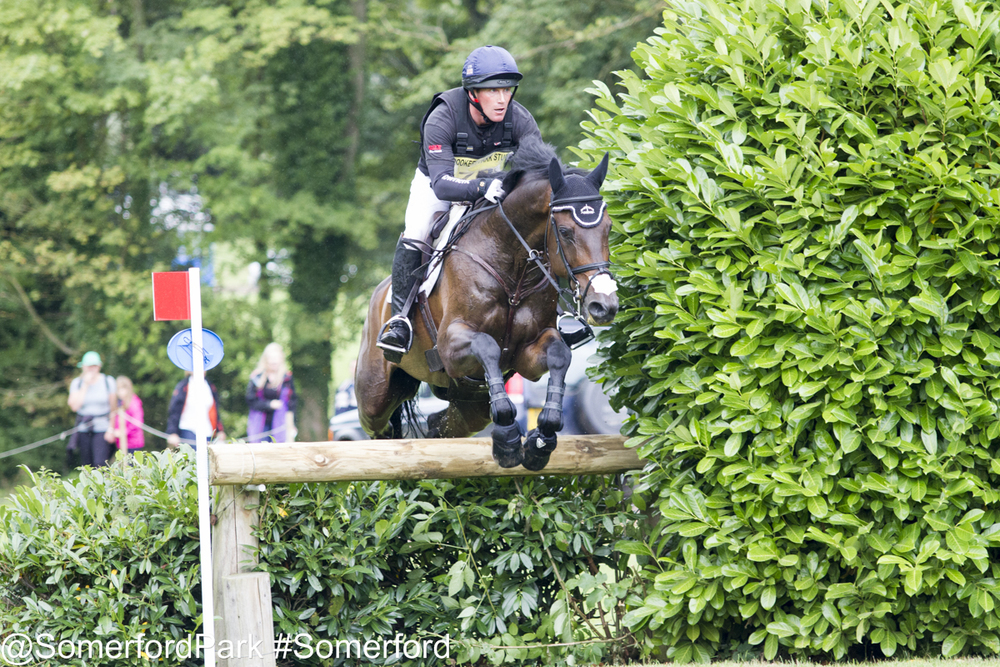 Oliver Townend wins at Somerford Park (Photo: Lucy Hall)