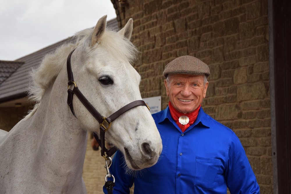See Monty in action at Your Horse Live (photo: Ele Milwright)