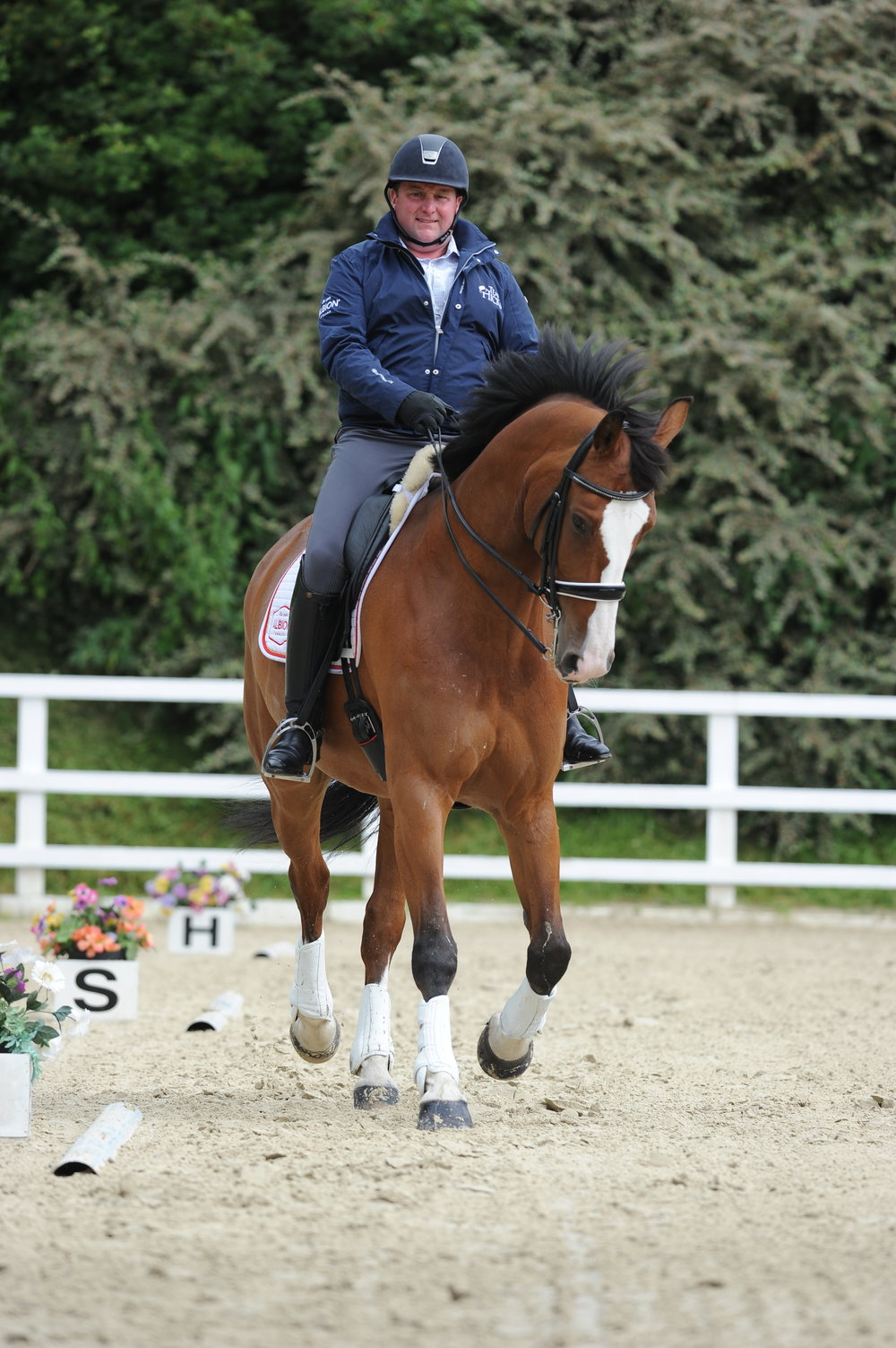 Perfect your lateral work with the help of dressage rider and trainer Matt Hicks