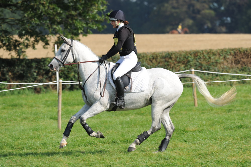 Riders should always be clear on what body protectors are permitted for competition use