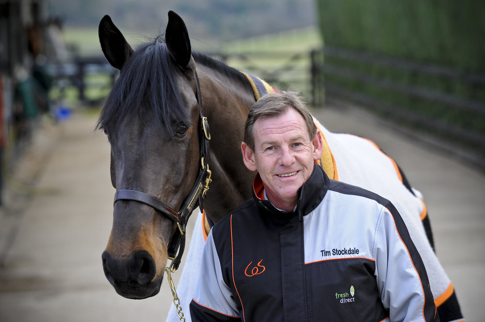 Tim Stockdale explains his tips for warming up at a competition (Pic: Bauer Media)