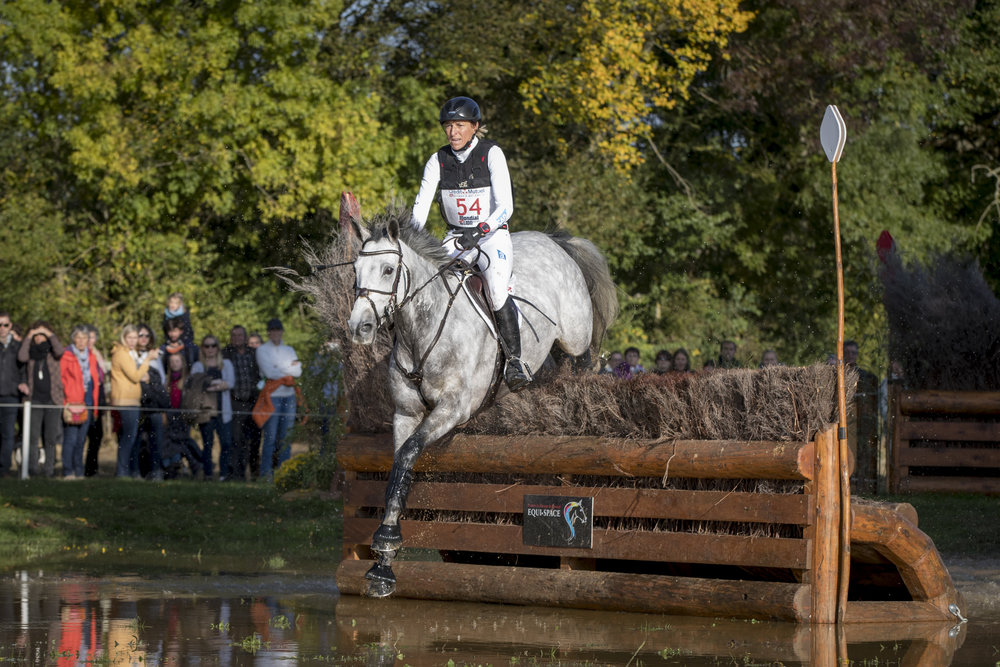 The FEI will investigate the risk involved in eventing (Credit - Hippo Foto - Dirk Caremans)