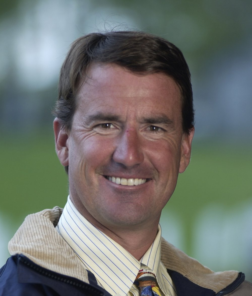 David O'Connor (USA), former FEI Bureau Member and Olympic Eventing champion in Sydney 2000, chairs the FEI Eventing Risk Management Steering Group which had its first meeting in Lausanne (SUI) this week. (Credit - USEF Archives)