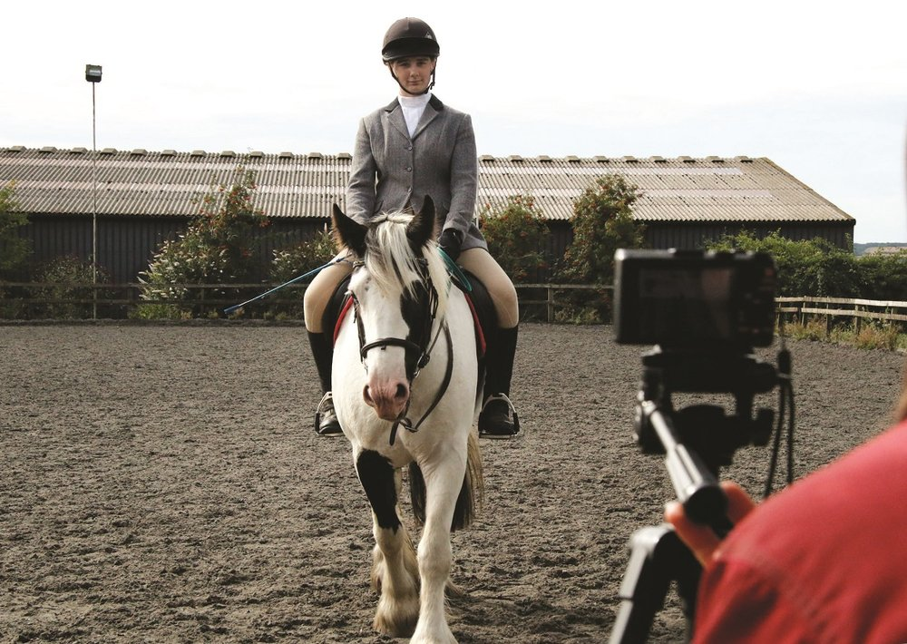 Any horse or pony, irrespective of its type, breed or size can have a go (Pic: BHS)