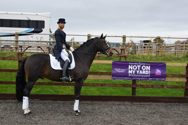 Riders from all disciplines are supporting the anti-bullying campaign (Pic: Katie Amos)