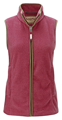Schoffel Women's Lydon II Fleece Gilet