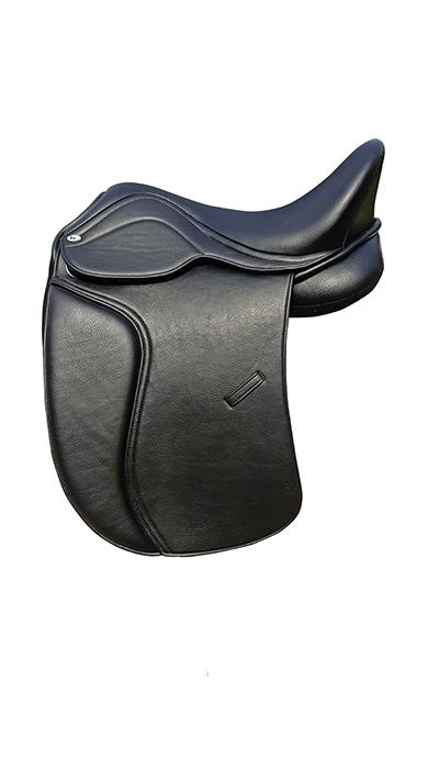 Heather Moffett Flexee Finess dressage saddle