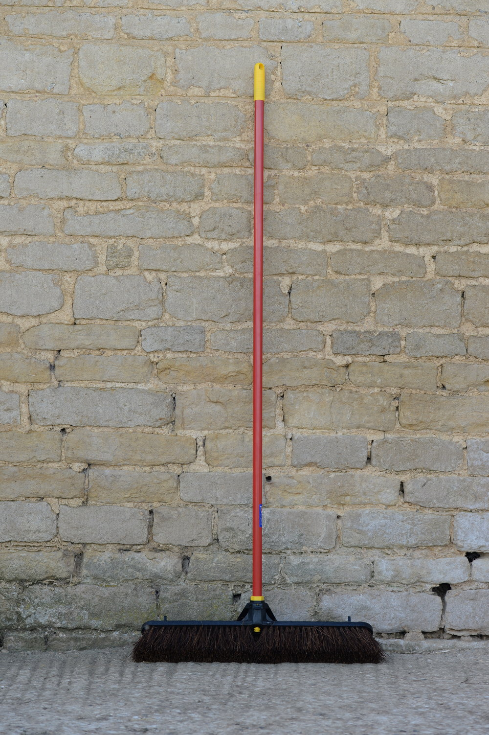 Bulldozer broom