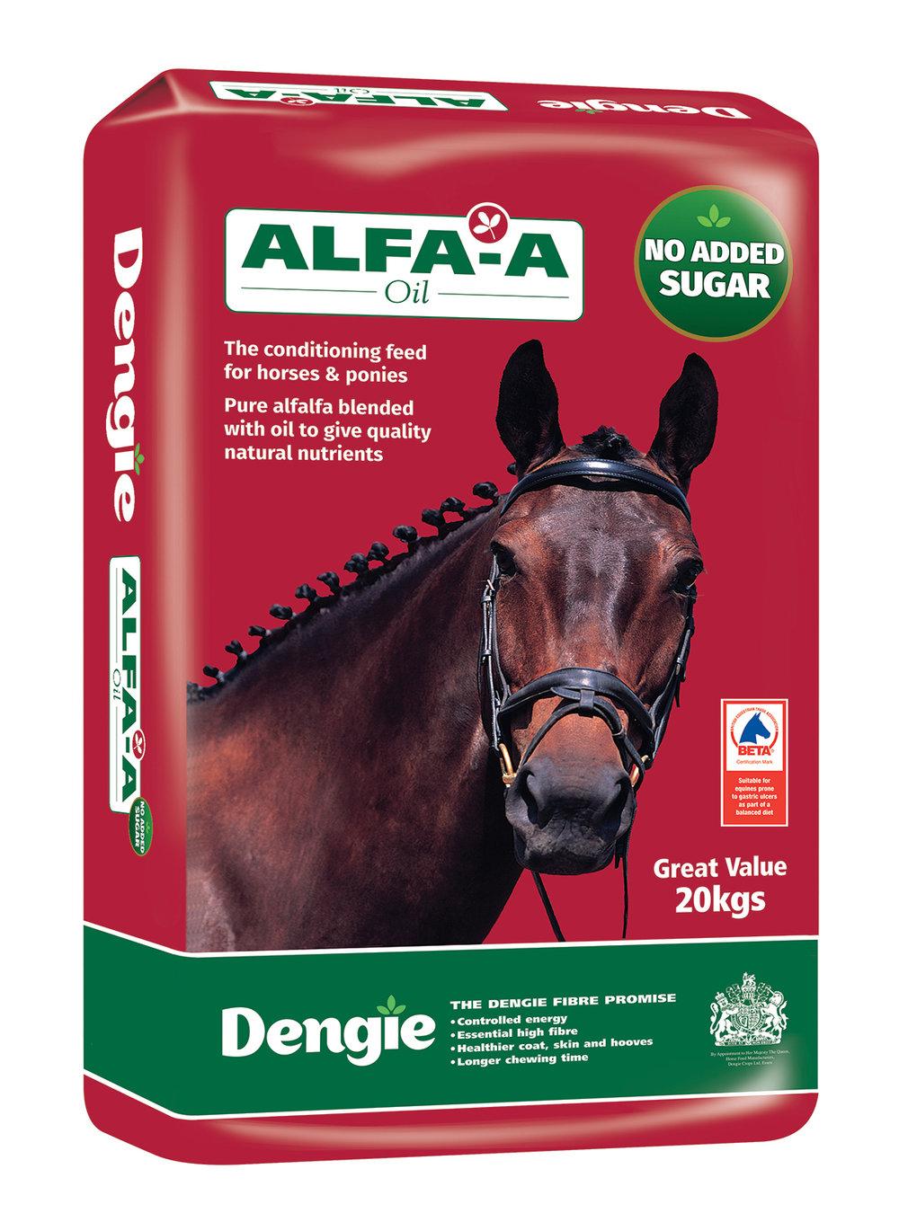 Dengie Alfa-A oil EGUS