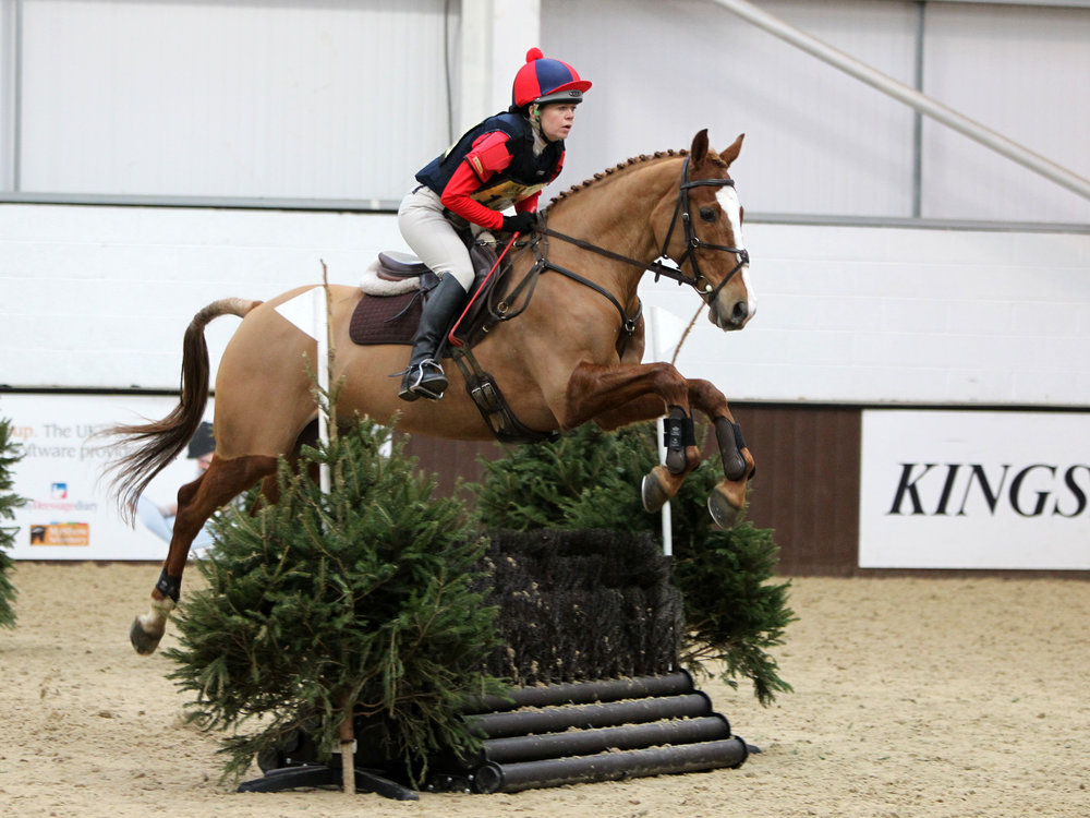 The new and improved British Eventing competition series kicks off in the New Year. Photo: Fiona Scott-Maxwell.
