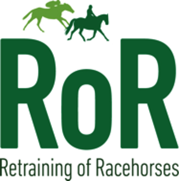 Retraining of Racehorses logo