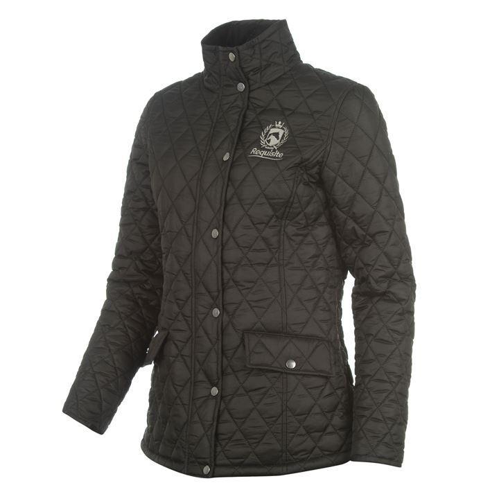 Requisite quilted jacket