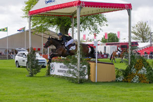 Fancy designing the last fence at Badminton Horse Trials? Now's your chance.