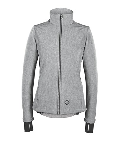 The Caldene Casares softshell jacket is the perfect middle layer