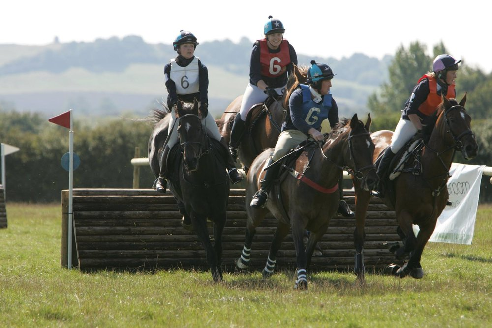 Team chasing, a fun and fast sport for those who love the riding outdoors