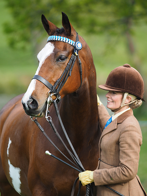 The Show Personality of the Year Awards recognise and celebrate the success of those in showing. (credit:Mars Horsecare)