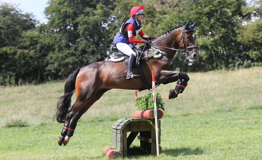 This is great chance to get your cross-country gear out and take up the challenge to gain points (Credit: Action Replay Photography/British Riding clubs)
