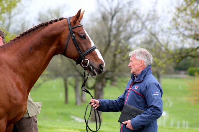Yogi Breisner has taught the best in eventing and he could be giving you tips if you attend the 'BEDMAX Inspires with Yogi Breisner' event