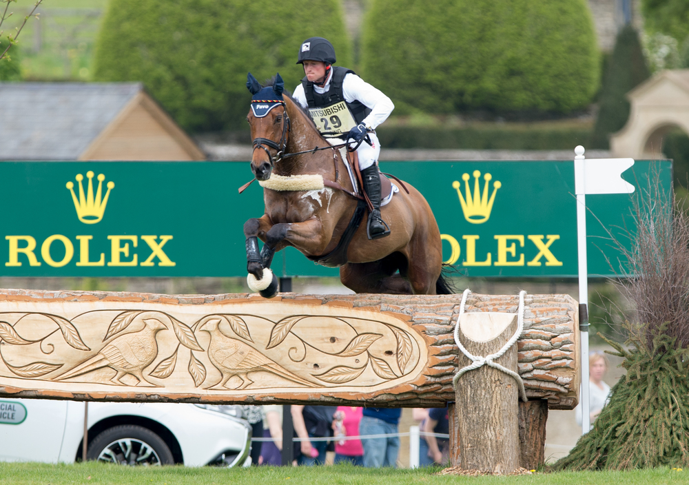 Michael Jung won the event at Kentucky last year (Pic: Adam Fanthorpe)