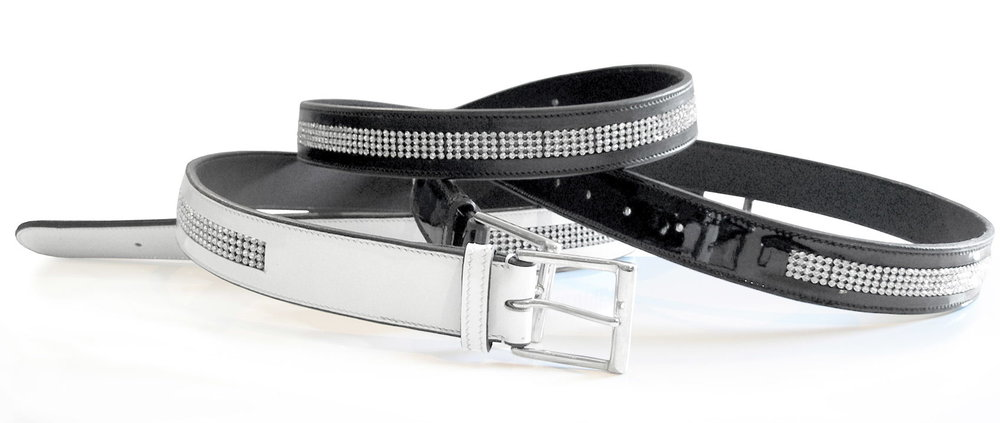 Mark Todd Diamante belt