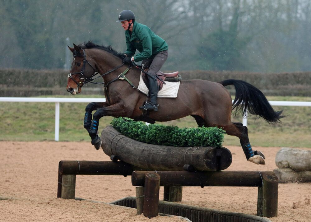 Top qualityjumps make The Attingdon Stud course the perfect training facility